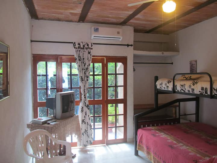 Room with Aircon in Taganga