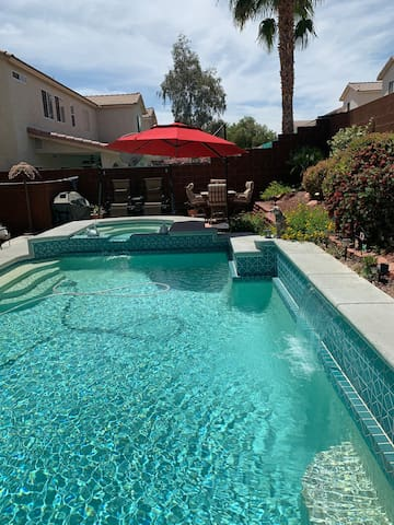 A Day at the Pool-room added for $30 extra per day