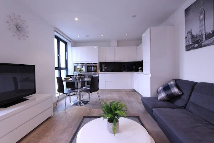 Modern 2 Bedroom Apartment in the heart of London