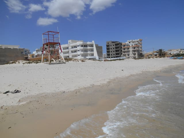 penthouse beachfront residence