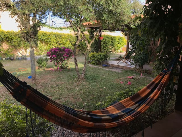 Suite privada em zona residencial no Rio Tavares