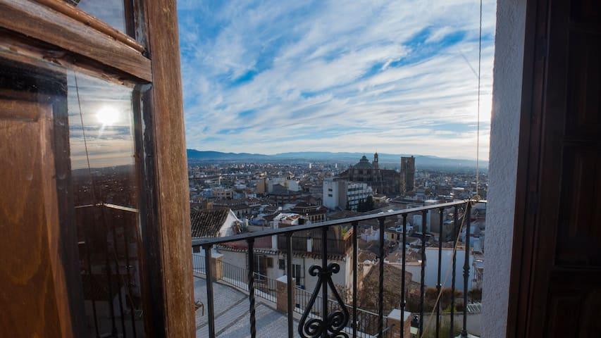 APARTAMENTO Albaicin, Granada, ALHAMBRA - Granada - Casa