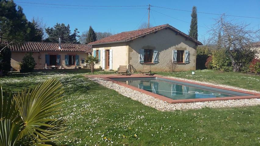 Maison Auch avec piscine