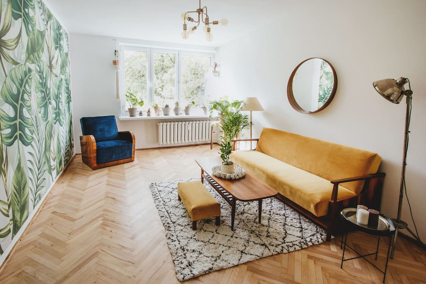 Spacious and comfy leaving room/ Pokój dzienny