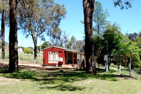 Green Riverbend Cabin - Nannup