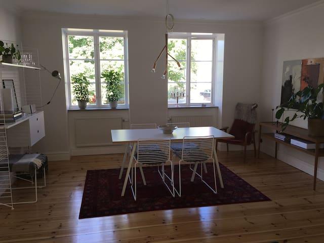 Lägenhet mitt i medeltida Visby - Visby - Byt