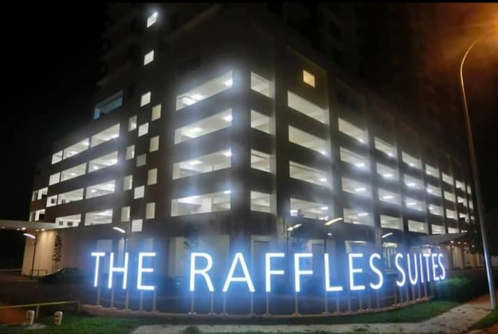Raffles Suites Homestay - 1 Bedroom