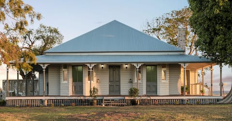 Mountview Homestead near Toowoomba