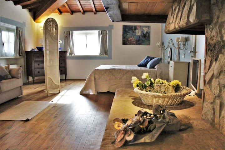 Romantic Villa San Gimignano - Copy - Romantic Villa - 4 Pax
