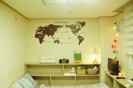 Myeong-Dong/Private bath&toilet #24 - 서울시