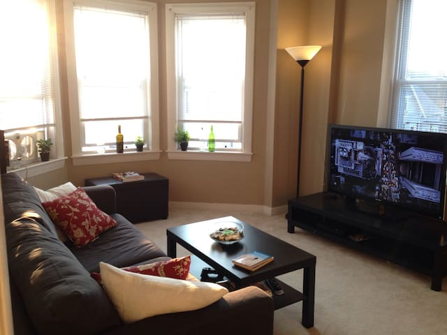 Modern apartment near Boston - Melrose