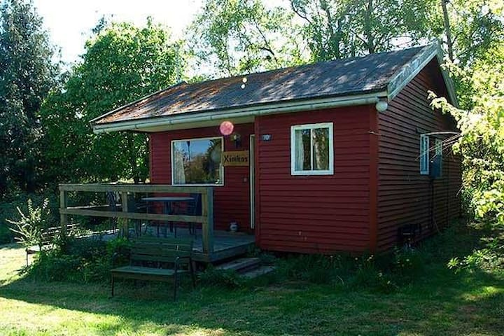 Nice smaller holidayhome in Allinge - Allinge - Hytte