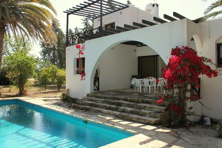Villa Anemone in Polis Chrysohous