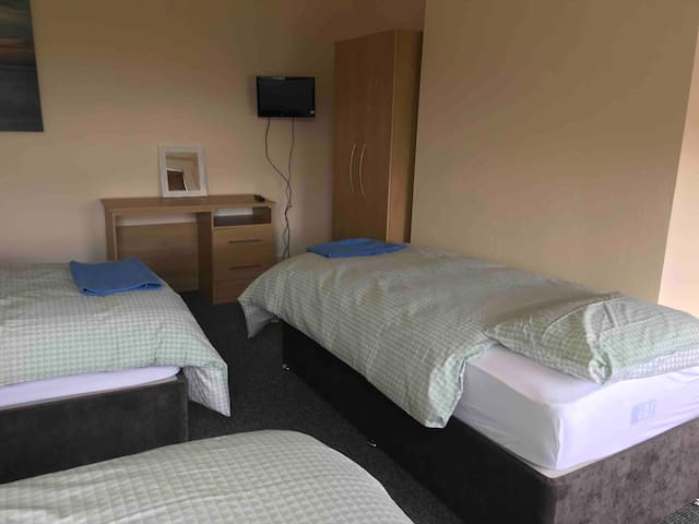 Budget clean and friendly accommodation