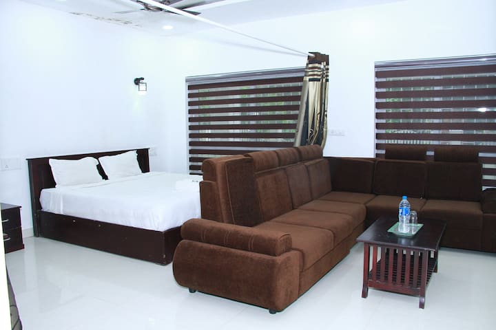 Suite Room for 4 Pax @ Peaberry Nature Hotel
