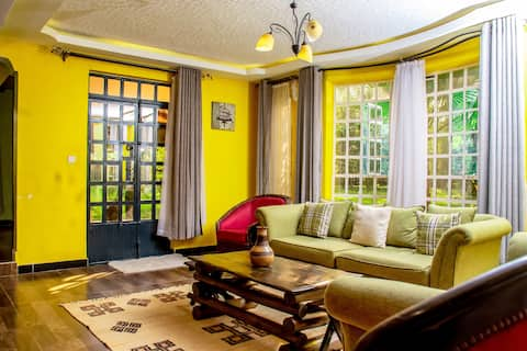 Mulembe Villa(Peaceful Home)