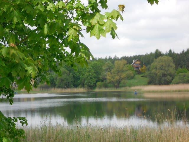 Terra Felix Piękna mazurska kraina - Sąpłaty