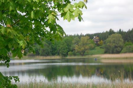 Terra Felix Piękna mazurska kraina - Sąpłaty - Dom
