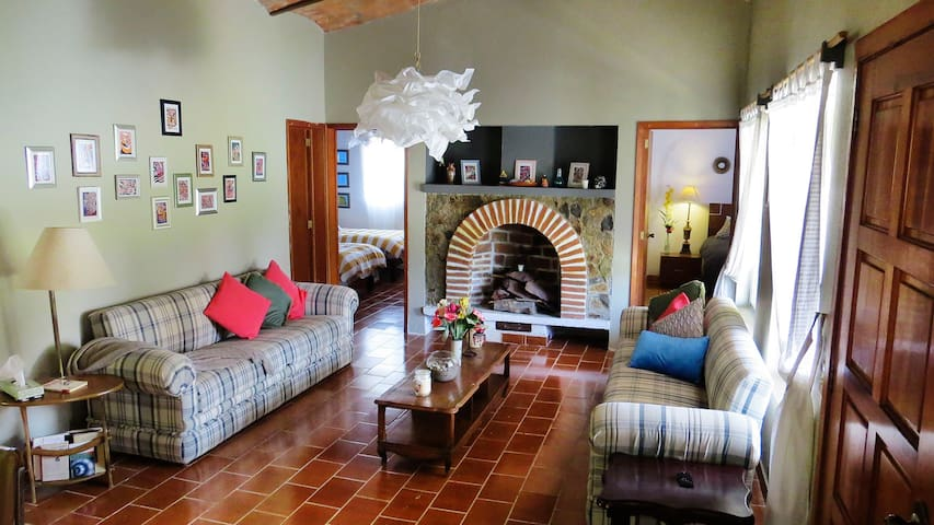 Lovely casita near Chapala Lake on Jocotepec