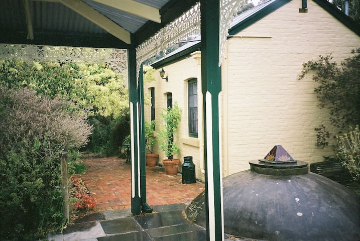 The Historic Garden Cottage  - Castlemaine - Apartamento