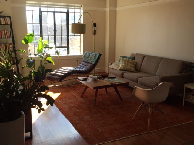 Your Brooklyn sanctuary this winter - Brooklyn - Appartement