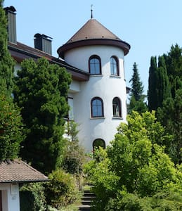 Tower room in our little castle - Lahr/Schwarzwald - House - 0