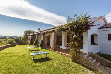 VILLA TREMONTI - Baja Sardinia - Villa