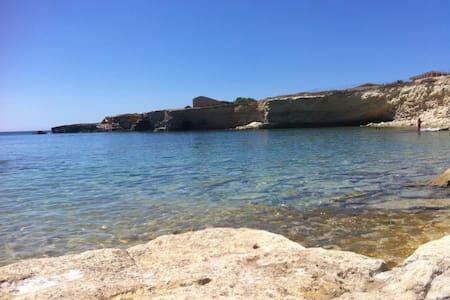 Avola mare - delizioso appartamento - Caponegro