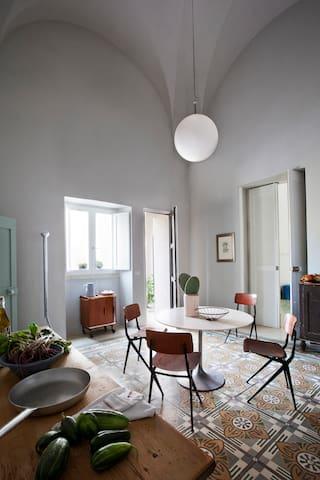 Puglia Salento in palazzo nobiliare - Galatina - Hus