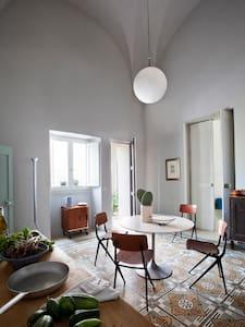 Puglia Salento in palazzo nobiliare - Galatina - Σπίτι