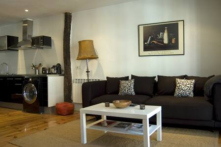 Apartment in downtown - Vitoria-Gasteiz - Loft