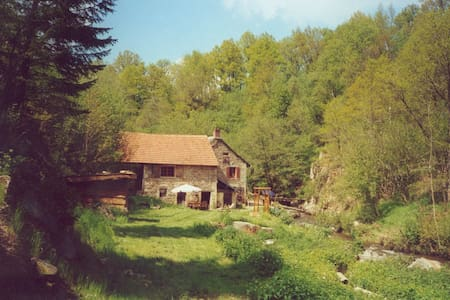 Have you ever stayed in a watermill - St Priest des Champs