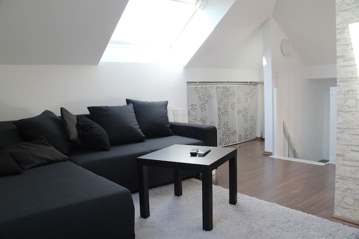 Tolles Zimmer inkl. eigenem Bad - Gescher - Apto. en complejo residencial