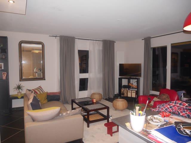 Bel appartement ac terrasse a rouen - Rouen - Wohnung