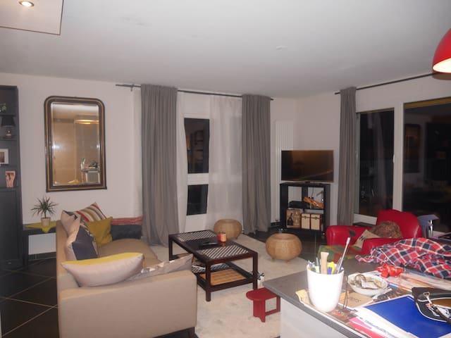 Bel appartement ac terrasse a rouen - Rouen - Appartamento