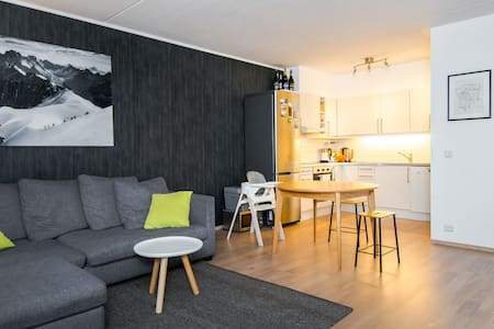 Cosy apartment between city and nature - Oslo - Apartamento
