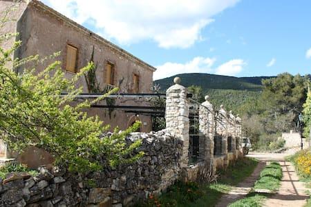 Els Arners, Muntanyes de Prades - Dom