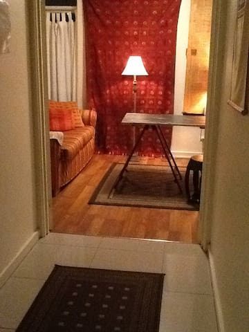 Peaceful apartment close to city - Footscray - Appartement