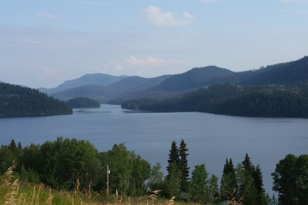 Lac des Roches Lookout
