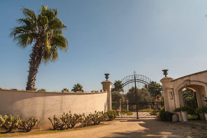 raffinato casale in villa storica  salentina - Li Tumi - Pis