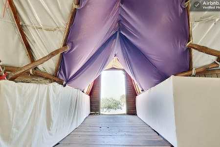#16 INDOOR CAMPING TENT SPACE 2 - Facinas - Tent