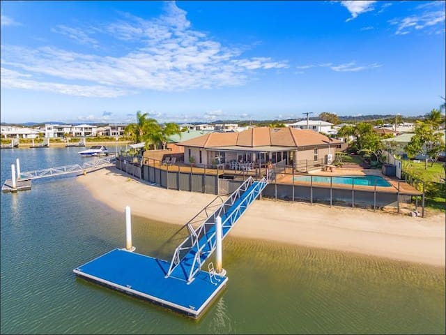 Waterfront Retreat