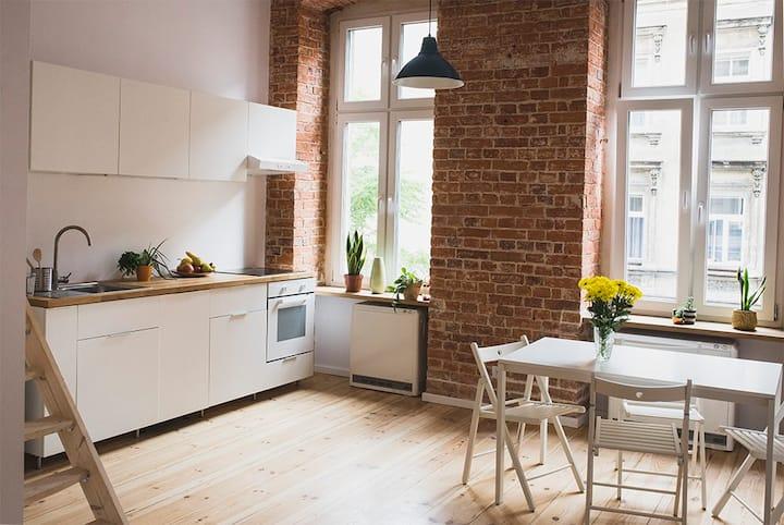 Studio Apartment in City Centre I (30 m2)