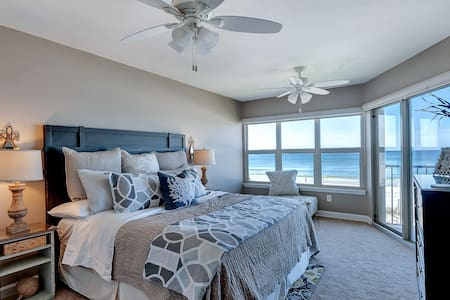 Beachfront !! Sand - Sun - Surf - Fort Walton Beach - Appartement