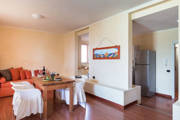 apartment with two bedrooms + indoor pool