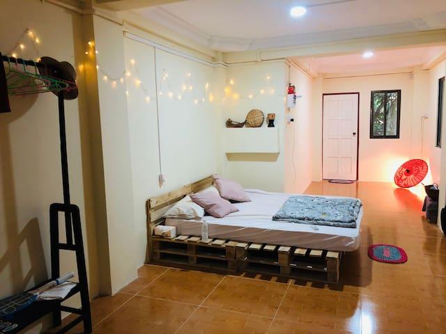 Entire Studio Apartment in Sanchaung