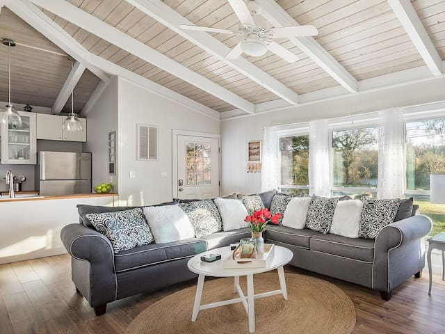 Montauk Private Beach Bungalow