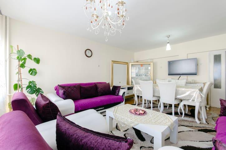 A nice flat in Konak