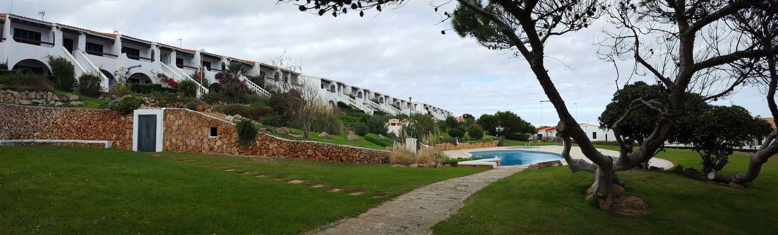Precioso apartamento junto a la playa