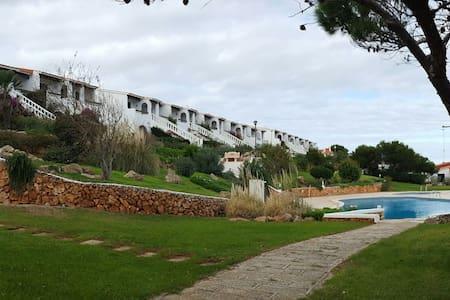 Precioso apartamento junto a la playa - Arenal d'en Castell